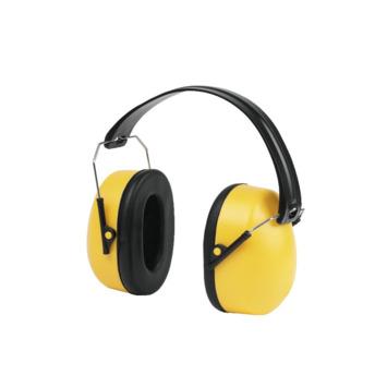 McCulloch gehoorbescherming zwart/geel