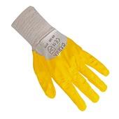 GAMMA tuinwerkhandschoen latex geel L