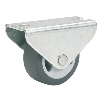 Parket bokwiel maximaal 30 kg 25 mm