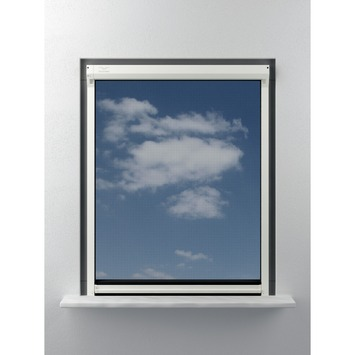 Bruynzeel raamrolhor s700 68x155 cm wit