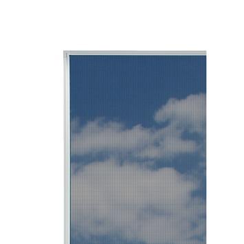 Bruynzeel inzethor raam s500 85x115 cm wit
