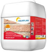 Aquaplan muur-dicht transparant 12,5 liter