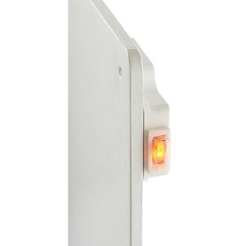 Verwarmingspaneel 400W wit 60x60 cm