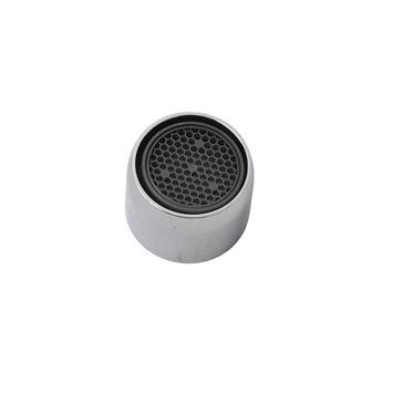 GAMMA straalregelaar waterbesparend chroom (binnendraad) M22