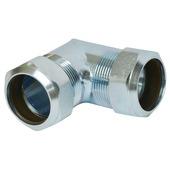 GAMMA CV koppeling knie 28x28 mm staal verzinkt
