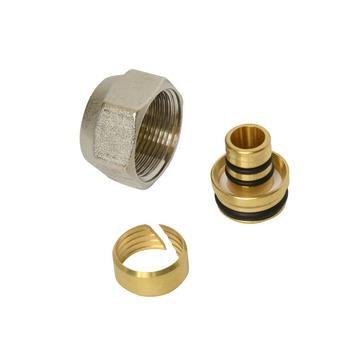GAMMA verloopkoppeling chroom M24x16,2 mm
