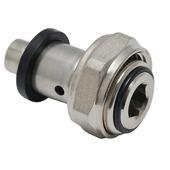 """GAMMA multi-fit connector (binnendraad) 3/4""""x16 mm 2 stuks"""