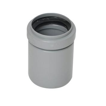 Mof PPC grijs 50x40 mm
