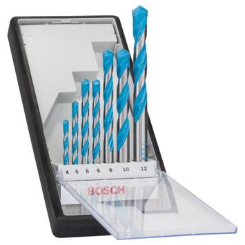 Bosch Prof 7-delige universele borenset Robustline