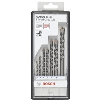 Bosch Prof 7-delige steenborenset