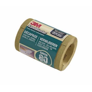 3M Sandblaster schuurpapier op rol grof K80 115 mm 5 meter