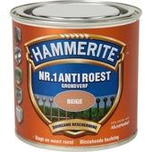 Hammerite anti-roest grondverf beige 250 ml