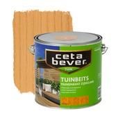 CetaBever tuinbeits transparant grenen 2,5 liter