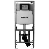 Plieger Isar inbouwreservoir met Geberit UP320 spoeltechniek