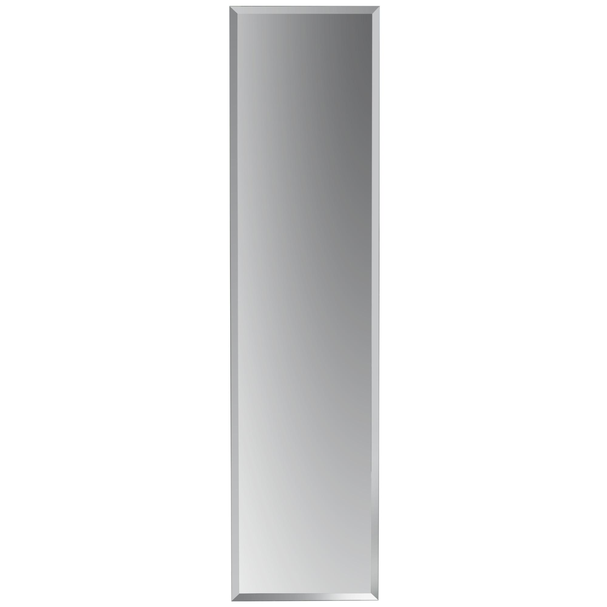 plieger spiegel charleston zilver 120x30 cm spiegels