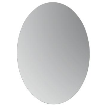 Plieger Fitline passpiegel zilver 27x38 cm