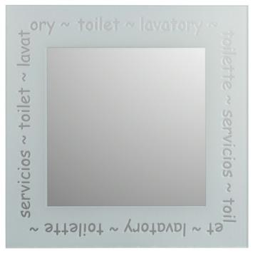 gamma plieger spiegel zilver 40x40 cm kopen spiegels
