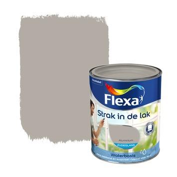 Flexa Strak in de lak voor binnen aluminium zijdeglans 1 liter