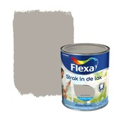 Flexa Strak in de Lak aluminium zijdeglans 1 liter
