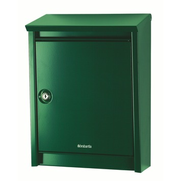 Brabantia brievenbus B110 groen