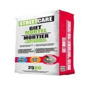 Decor streetcare voegmortel 25 kg