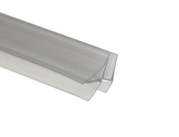 Sealskin afdichtprofiel 8 mm glas transparant 1000 mm