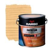 Rambo jachtlak blank hoogglans 2,5 liter