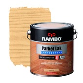 Rambo parketlak kleurloos hoogglans 2,5 liter