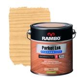 Rambo parketlak kleurloos zijdeglans 2,5 liter