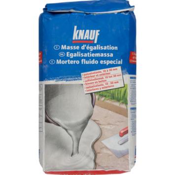Knauf egalisatiemiddel massa 10x30 mm 25 kg