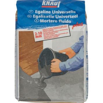 Knauf egalisatiemiddel universeel 2x10 mm 5 kg