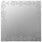 Plieger Art Line spiegel met baroque rand 50X50 cm