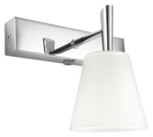 Philips myBathroom wandlamp Hydrate chroom