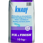 Knauf fix & finish 10 kg
