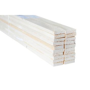 gamma gamma vurenhout ruw 10x38 mm 330 cm 20 stuks kopen