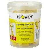 Isover Vario optima wandclips 100 mm 10 stuks