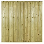 Schutting Privacy 180x180 cm 11 planken