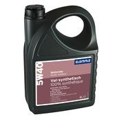 GAMMA motorolie 5W40 synthetisch 4 liter