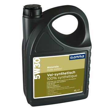 GAMMA motorolie 5W30 synthetisch 4 liter