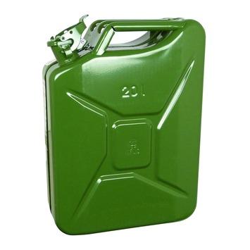 Benzinekan metaal 20 liter