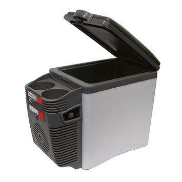 gamma koelbox heet en koud 12 v 6 liter kopen auto interieur accessoires. Black Bedroom Furniture Sets. Home Design Ideas