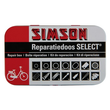 Simson reparatieset select