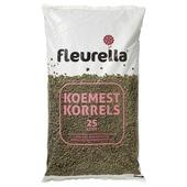 Fleurella koemestkorrels 25 Liter