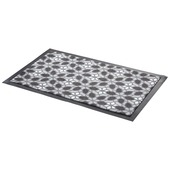 Schoonloopmat 45x75 cm grijs