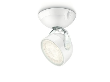 Philips plafondspot Dyna LED 1X4W 230V wit