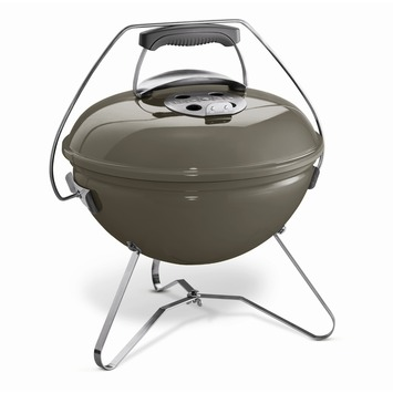 Weber Smokey Joe Premium houtskoolbarbecue Grijs 37 cm