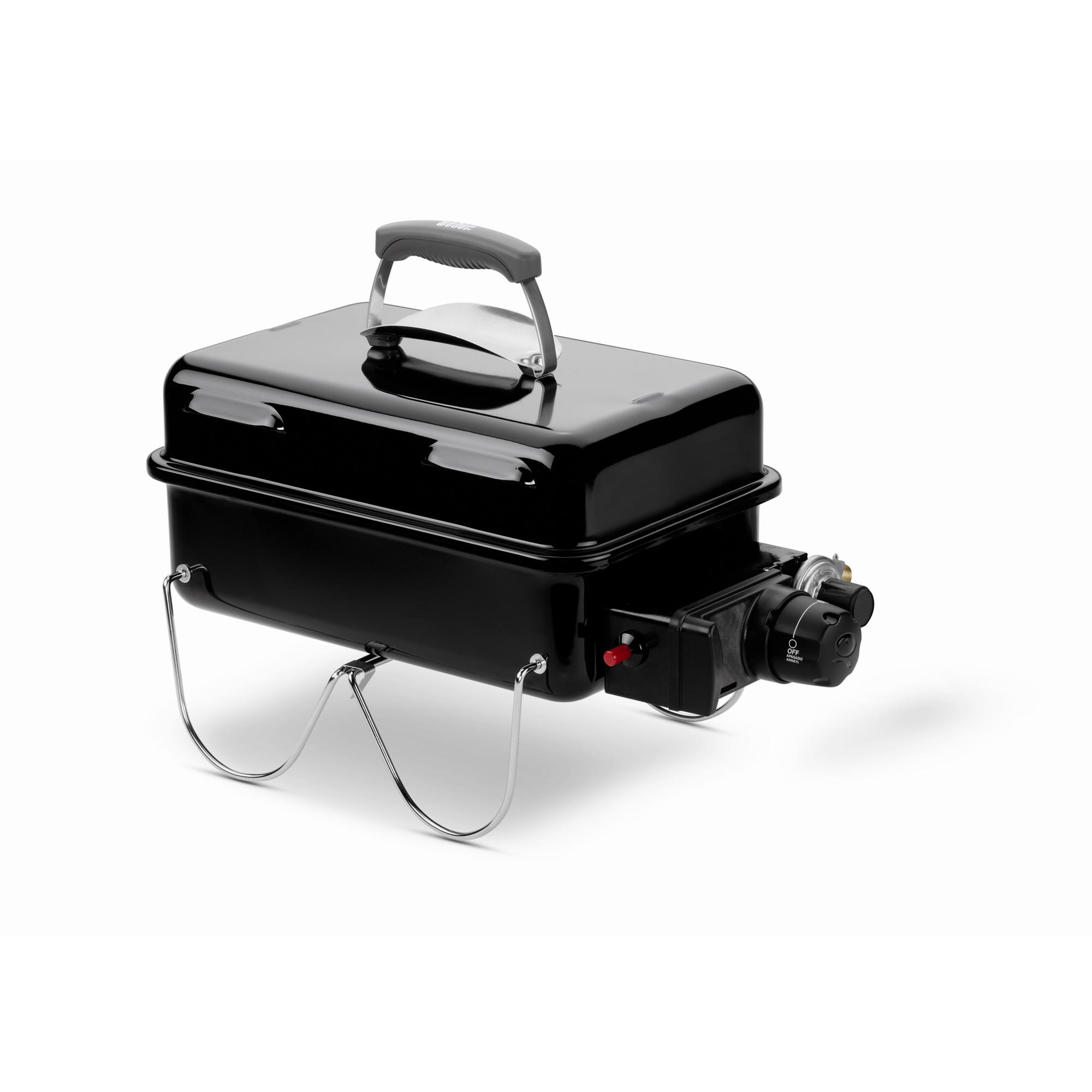 Weber Go Anywhere gasbarbecue metaal 53x37 cm