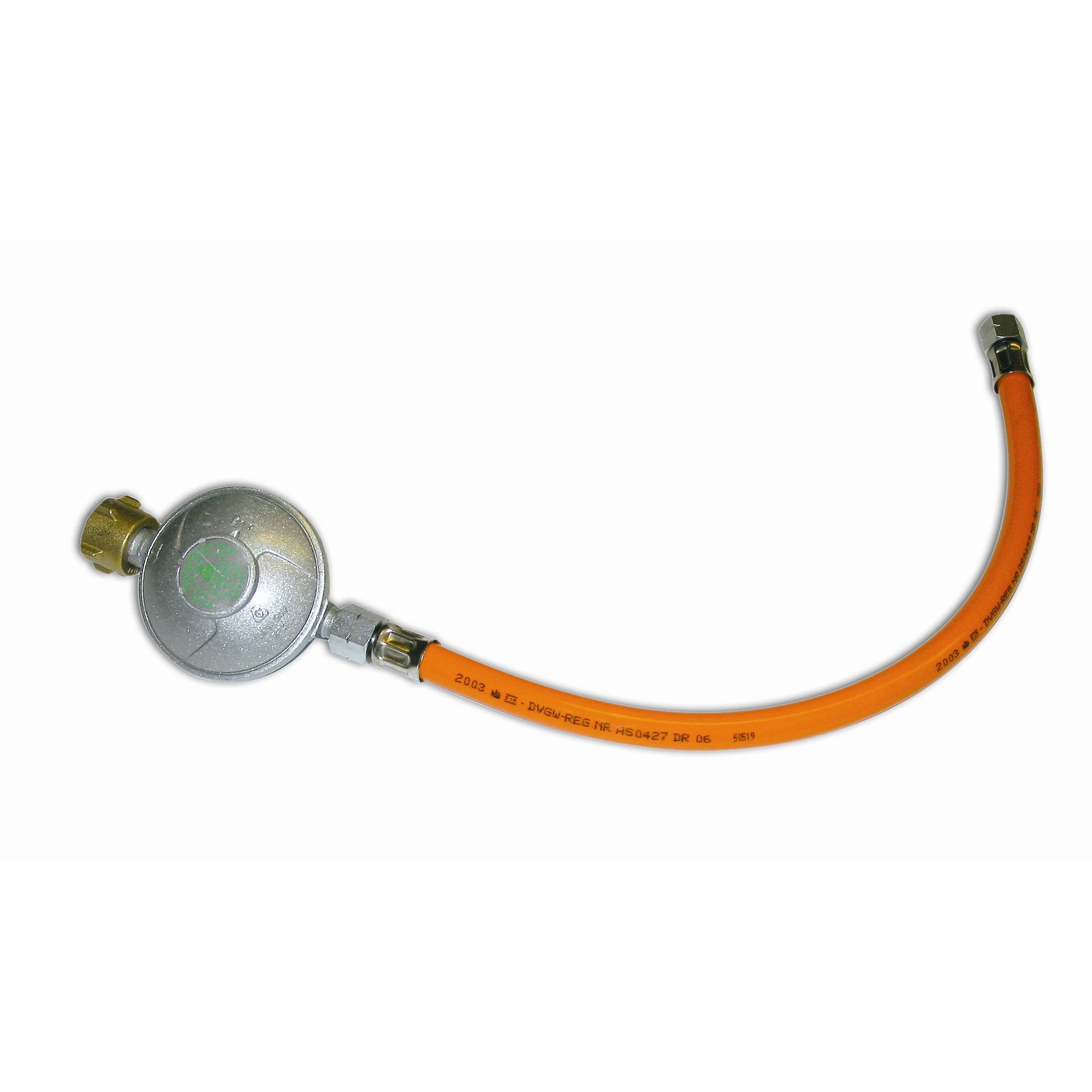 Gasdrukregelaar NL, voor grote gasfles (8453)