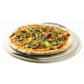Weber pizzasteen rond met bakblik