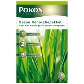 Pokon gazon renovatiepakket 3-in-1 1,75 kg